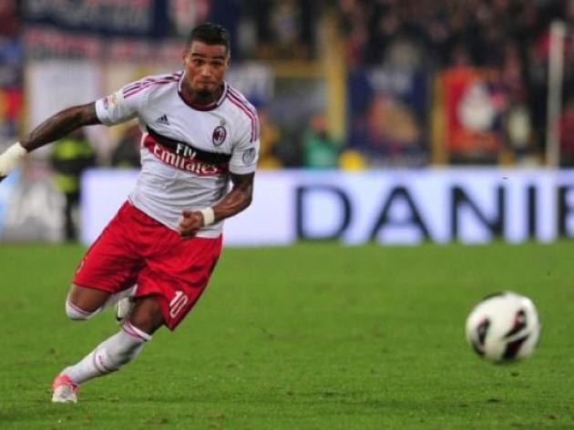 Milans Boateng to have op for hand fracture