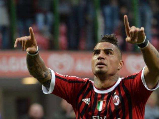Milans Boateng sidelined after hand op