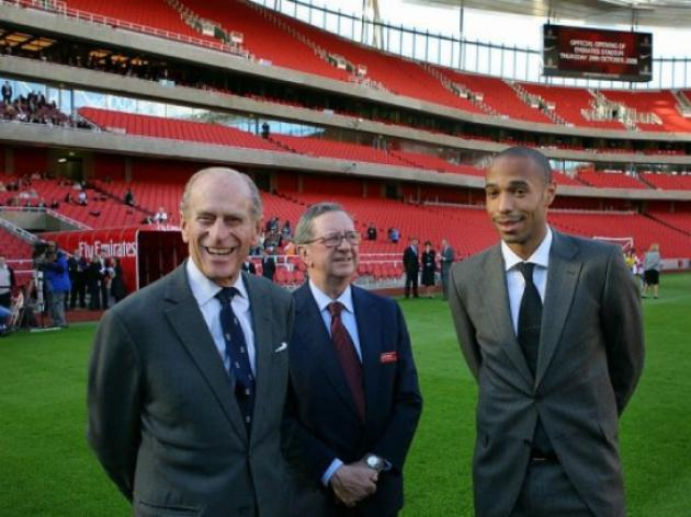 Arsenal have spending limit: chairman