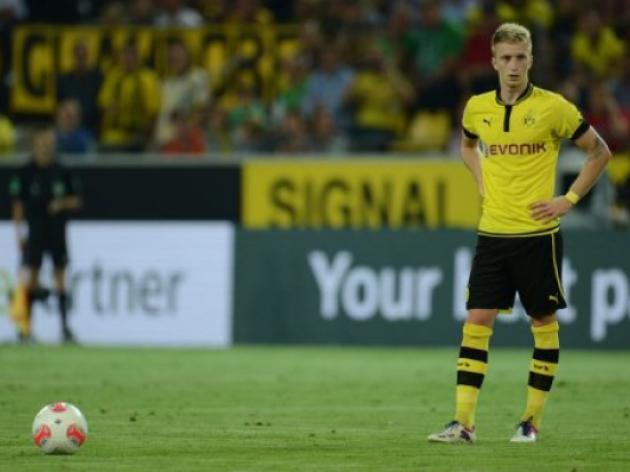 Reus ready to roll for Germany