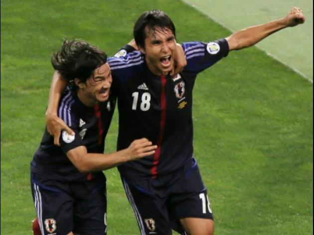 Kagawa-less Japan beat Zicos Iraq