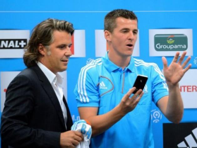 Barton could make Marseille debut next week