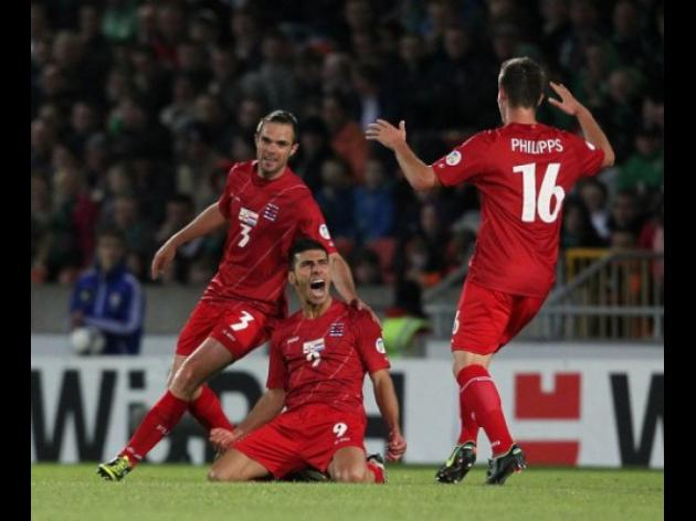 Northern Ireland stunned by Luxembourg draw