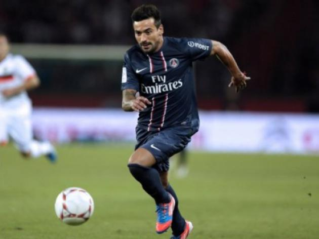 Lavezzi left out for Toulouse visit