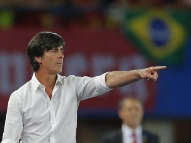 Misfiring Germans frustrate Loew