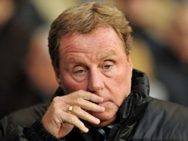 Redknapp relief at missing out on England job