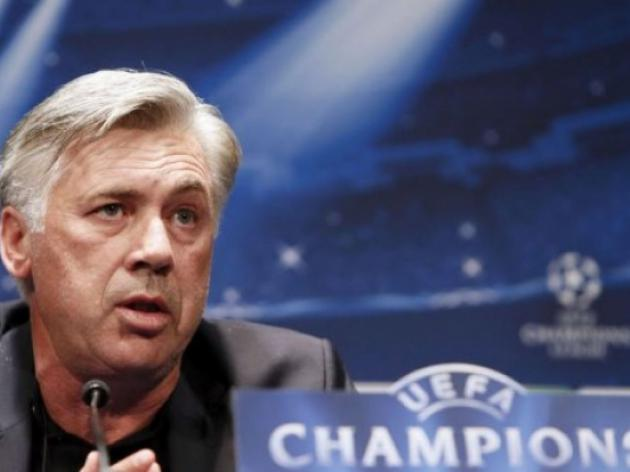 Its not all perfect - Ancelotti