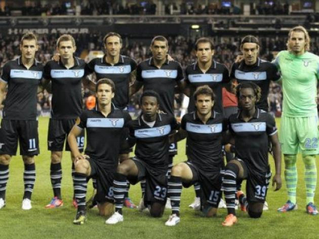 Lazio face UEFA probe for Spurs monkey chants