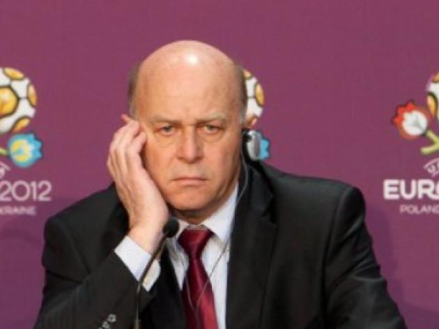 Polish FA boss Lato quits