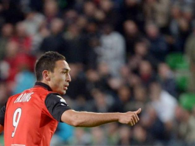 Erding double eases pressure on Rennes coach