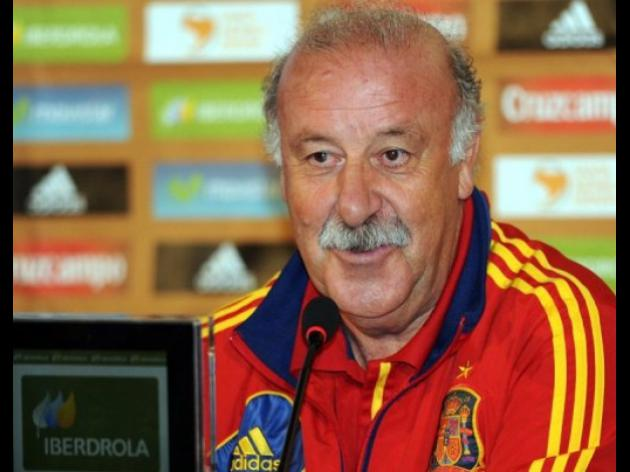 Spanish treble makes life harder: Del Bosque