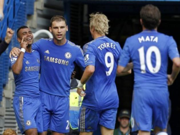 Chelsea look to strengthen Premier League grip