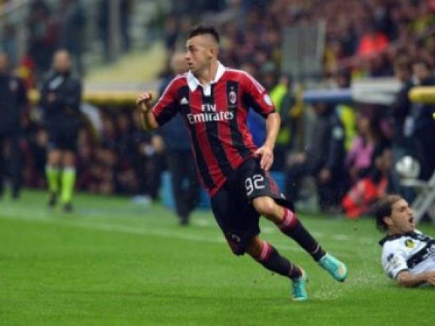 El Shaarawy shines as Parma hold AC Milan
