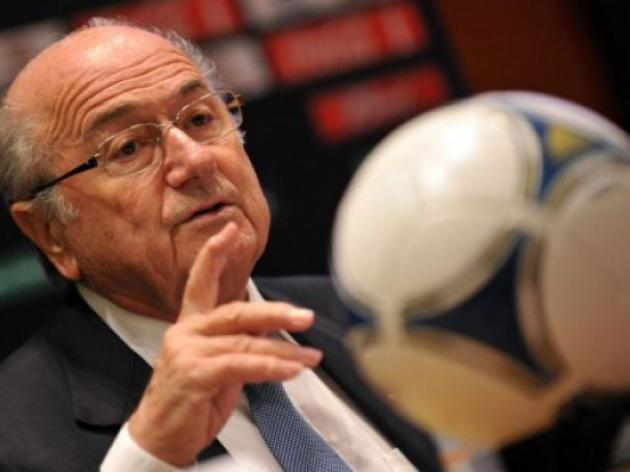 Blatter hails Russia progress in $20 bn World Cup