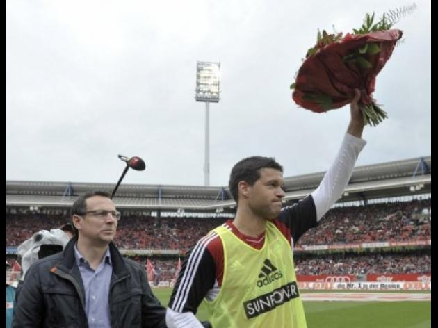 Ex-Germany captain Ballack retires