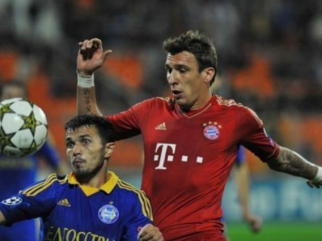 BATE stun Bayern to earn second win