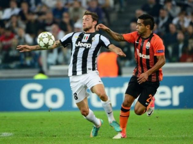 Shakhtar draw shakes up Juventus