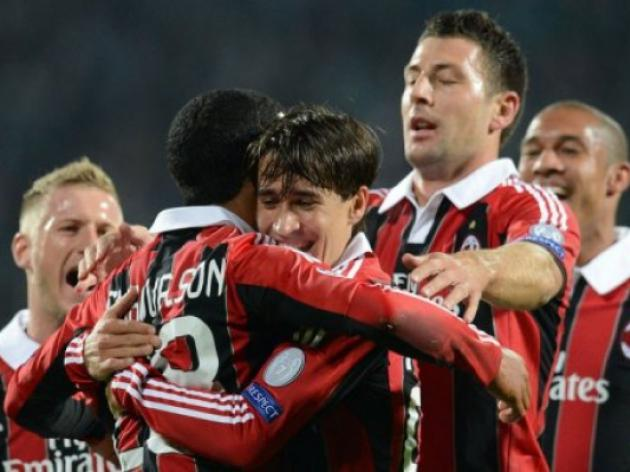 Luck with Milan as own goal hits Zenit