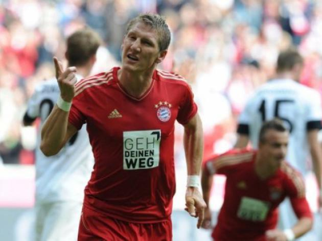 Schweinsteiger returns for Germany