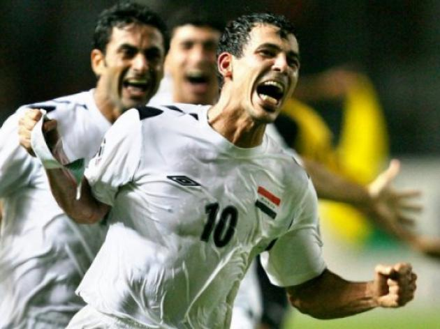Iraq, Saudis drawn in same Asian Cup group