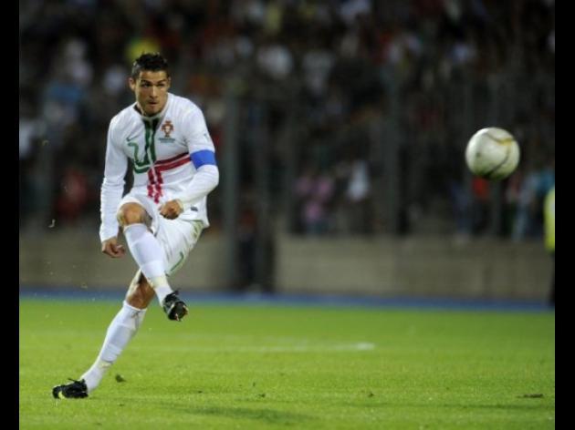 Ronaldo in line for Russian return - Pepe