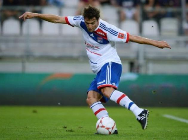 Gourcuff to return to training on Monday