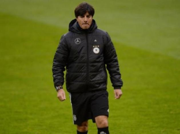 Loew looks for off-beat Germans to find rhythm