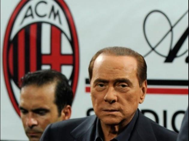 Berlusconi ready to sell 30 percent of AC Milan to Qatar