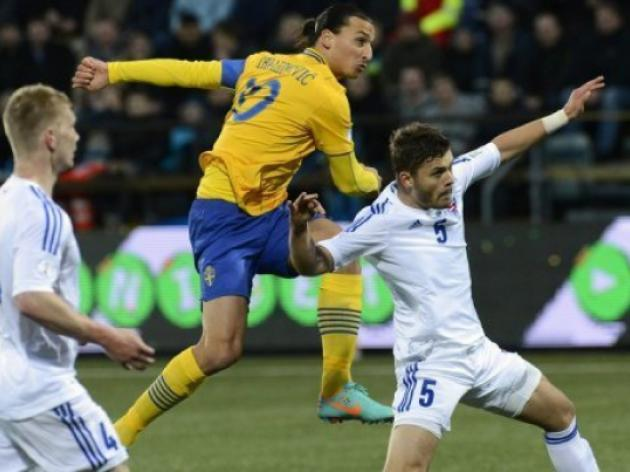 Germans target Ibrahimovic, Khedira still doubtful