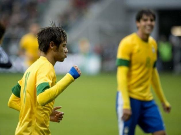 Brazil thump Japan 4-0 in Poland friendly