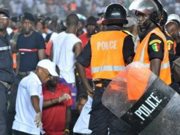 Senegal appeal for leniency after crowd violence