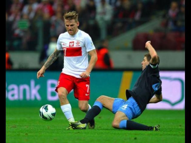 Rooney, Gerrard upbeat despite Poland stalemate