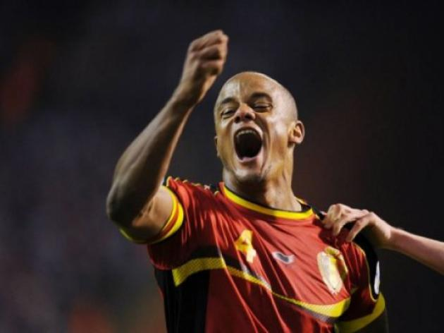 Belgium battle back to down Algeria