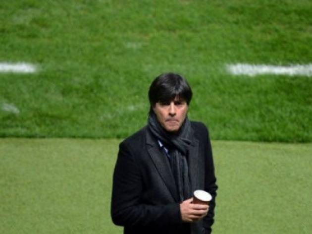 Germanys Loew admits mistakes in Sweden draw