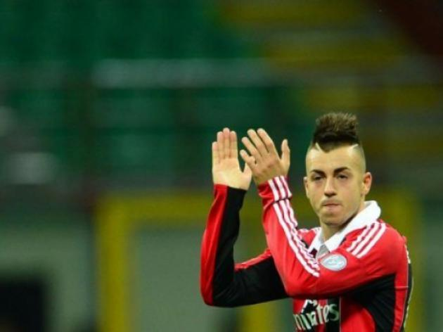 Birthday boy El Shaarawy rescues ailing Milan
