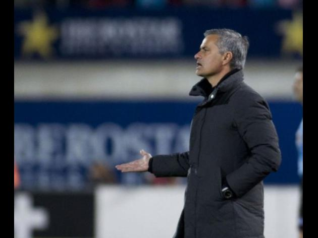Mourinho rests stars for Spanish Cup clash
