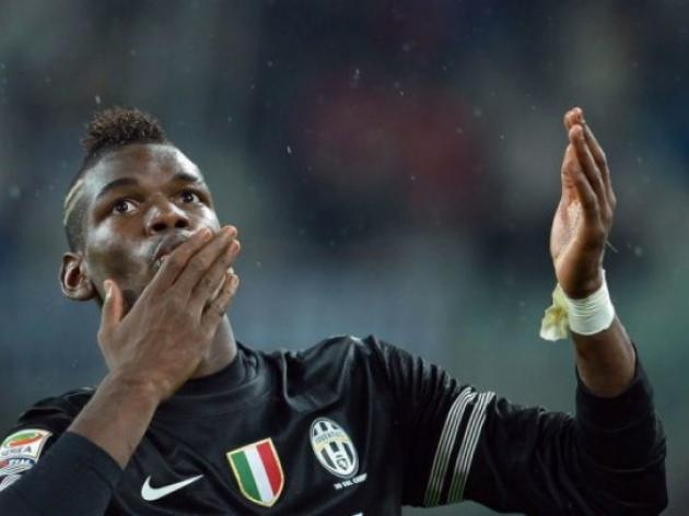 Pogbas late goal boosts Juventus title lead