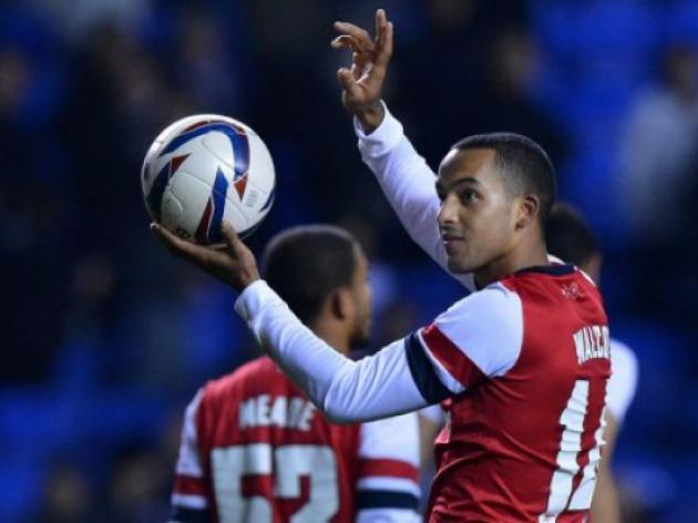 Wenger wants Walcott to stay at Arsenal