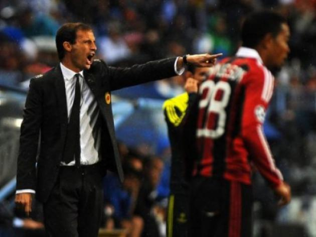Allegri defiant over tactical tinkering