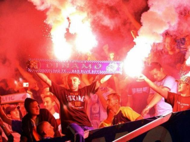 Zagreb fans banned from PSG trip