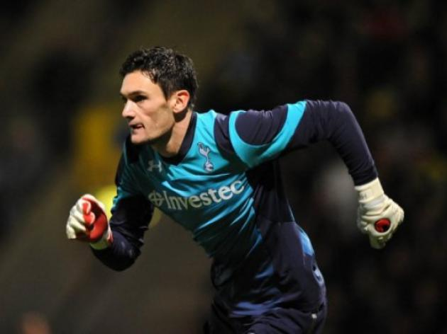 Lloris finding life difficult at Spurs - Deschamps