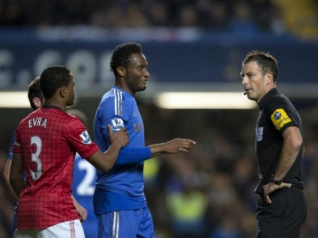 Clattenburg sidelined once again amid racism row