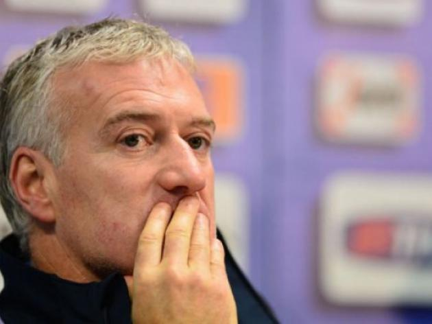 Deschamps wants France to confirm Spain display