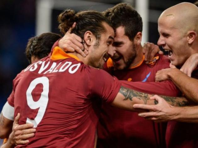 Roma leave it late to beat Torino