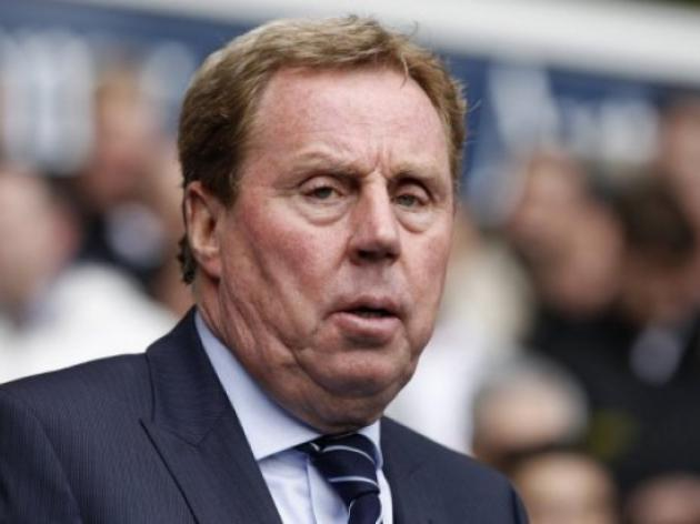 Ukraine eye former Tottenham manager Harry Redknapp