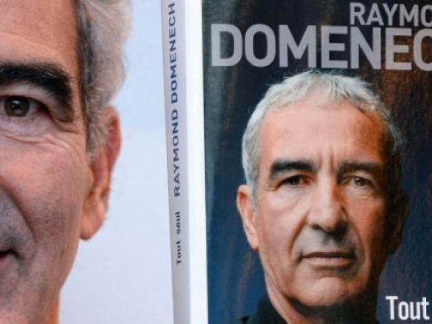 Domenech relieved after revealing his side of France story