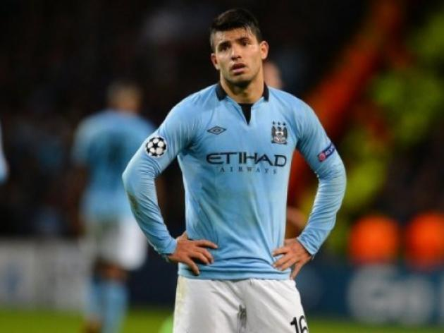 Aguero urges Manchester City not to lose hope