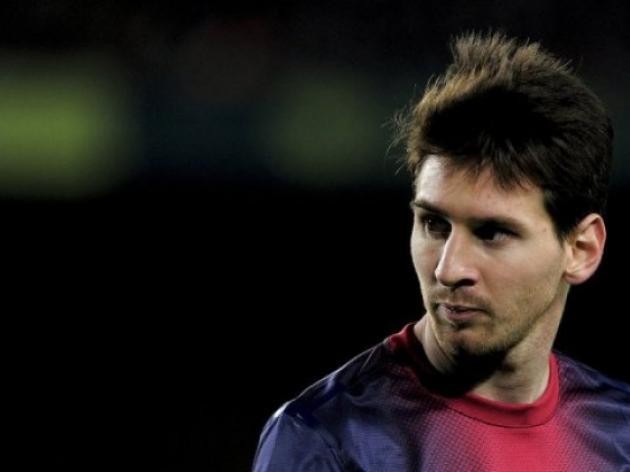 Lionel Messi nears Gerd Mueller's 85 goal record