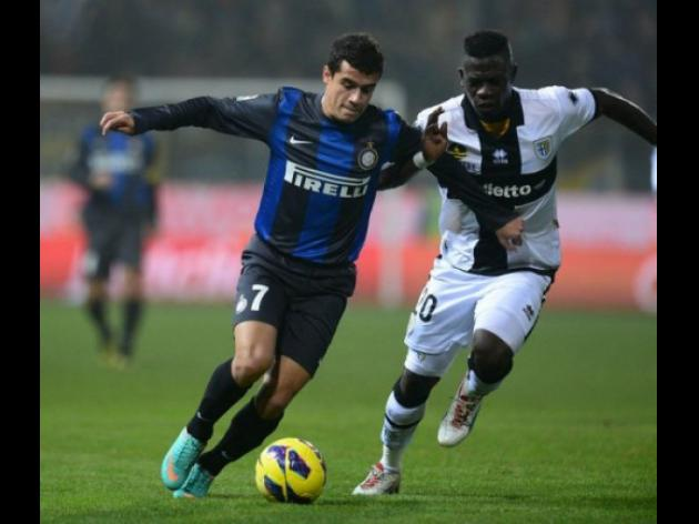 Napoli close on Juve, but Inter stumble