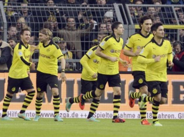 Bayern Munich shape up for Borussia Dortmund showdown